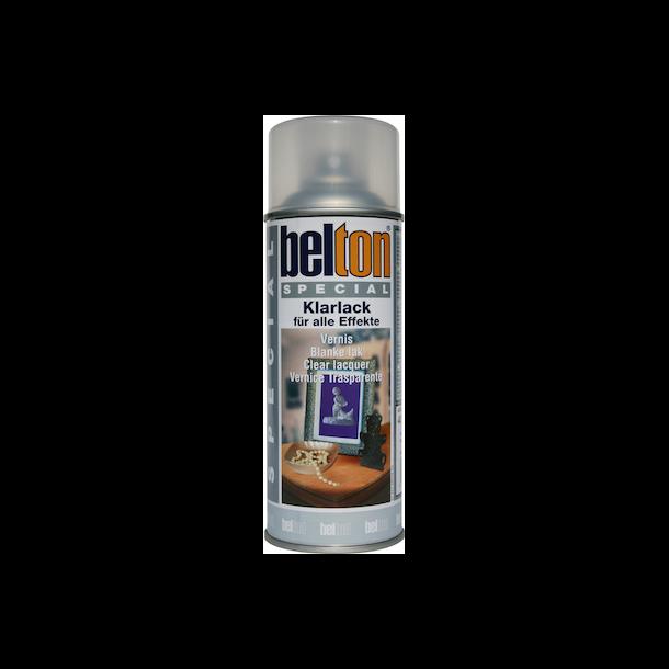 Belton 323 Klarlak Acryl glans 80 (400 ml.)