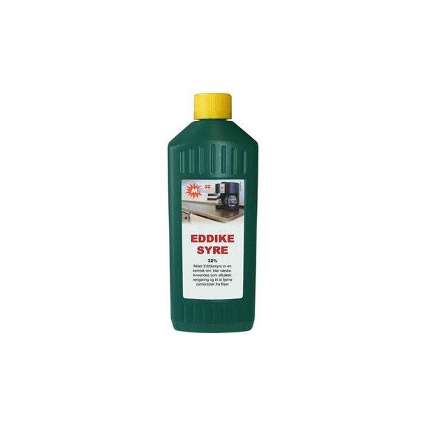 Borup Eddikesyre 32% (1 liter)