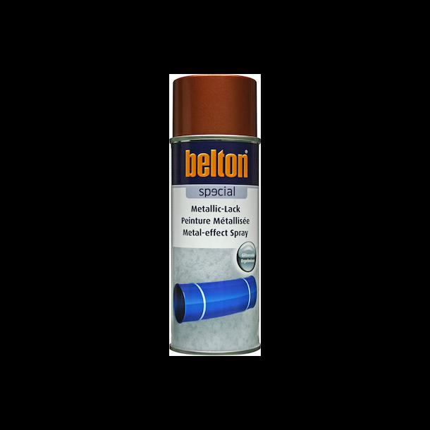 Belton 323 Metallic Kobber effektspray 400 ml.