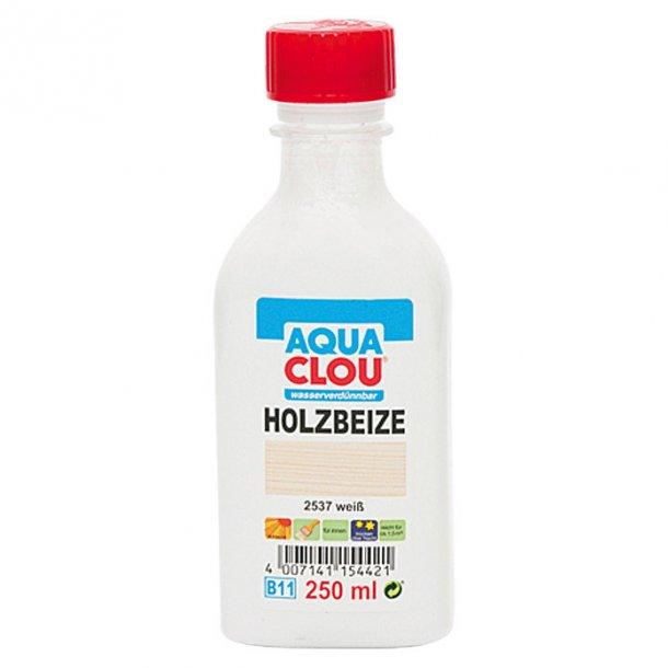 Clou Aqua Færdigbejdse B11 (Hvid, 2537) (250 ml.)